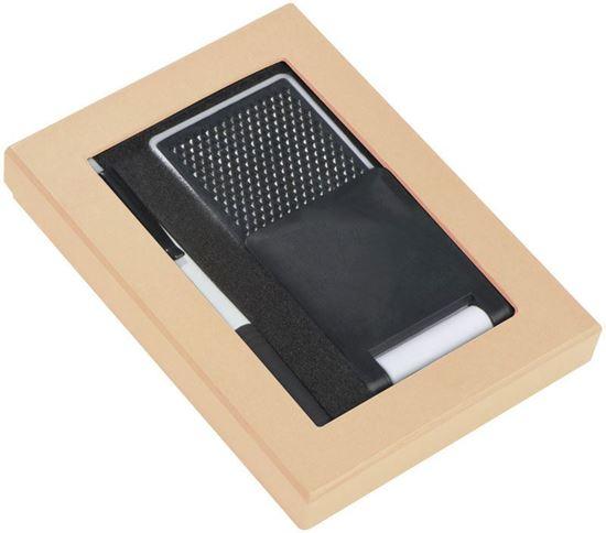 Picture of Zestaw podstawka pod telefon i długopis