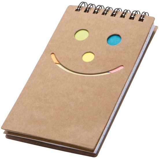 Picture of Notes z karteczkami do markowania