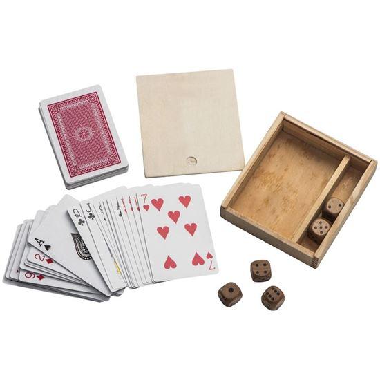 Picture of Gra w karty i kości