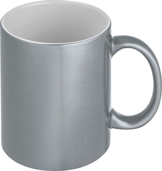 Picture of Kubek ceramiczny- metalik