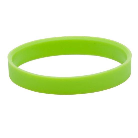 Obrazek Ozdobna opaska na kubek izotermiczny, zielony