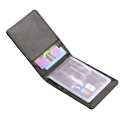 Picture of Etui na karty kredytowe Classic, czarny