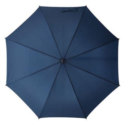 Picture of Elegancki parasol Lausanne, granatowy