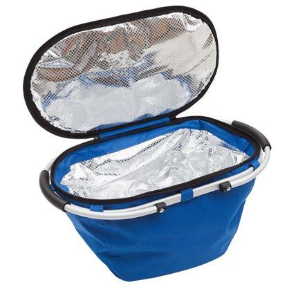 Picture of Izotermiczny kosz na zakupy Portland, niebieski