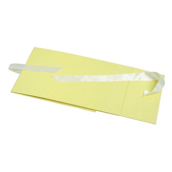 Picture of Składane pudełko na prezenty, beżowy