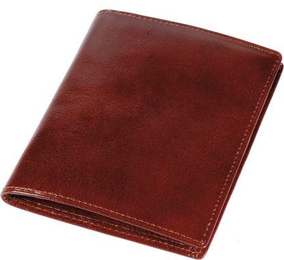Picture of Etui na karty kredytowe Lazio, brązowy