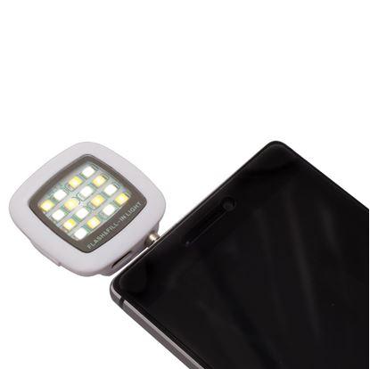 Picture of Lampa błyskowa do smartfonów Selfie Flash, biały