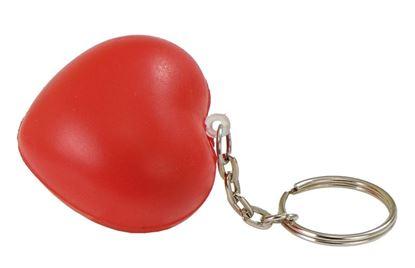 Picture of Brelok antystresowy Cute, czerwony