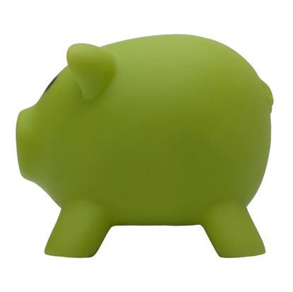 Picture of Skarbonka Piglet, jasnozielony