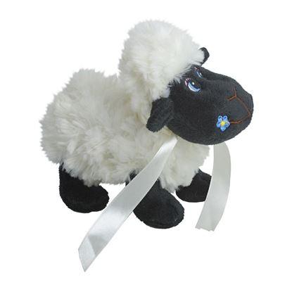 Picture of Maskotka Black Sheep, czarny/biały